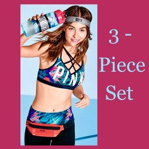 PINK Victoria's Secret 3 Piece Set